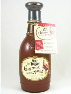 Bourbon Whiskey, Whisky, Wild Turkey Bourbon, Spices And Herbs, Hot Sauce Bottles, Poultry, Vinegar, Kentucky, Seafood