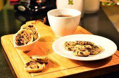 差不多食譜:咖啡巧克力餅乾 Coffee Chocolate Cookies   影。像。生。活