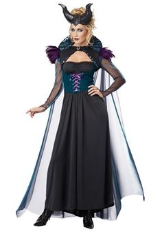 Do those princesses get all the attention? Not any more! This Storybook Sorceress Costume makes sure that the fairy tale ends in your favor every time. 50