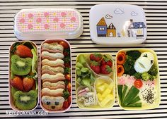 cute and sweet bento