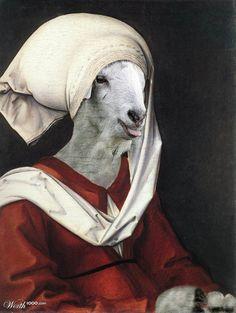 Mother Goat, Elena Petrowa