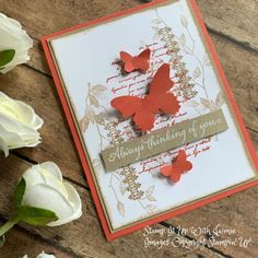 Stampin' Up! Very Versailles Collage Card – Stamp It Up with Jaimie