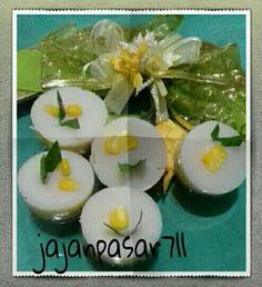 jajanpasar711#traditional snacks#corn,  coconut milk,  rice flour, sugar