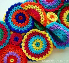 Caminho colorido by Lidia Luz, via Flickr