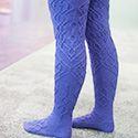 anyadell thigh high socks