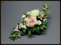 Искусственные цветы Funeral Flowers, Floral Wreath, Wreaths, Craft, Paper, Jewelry, Decor, Floral Crown, Jewlery