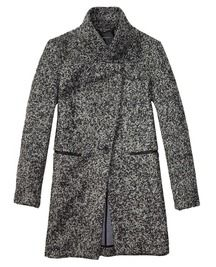 Classic Long Tailored Jacket