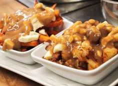 Break out the stretchy pants, Toronto. All-you-can-eat poutine is coming to town. PoutineVille, a popular Montreal-based chain of poutine-focused restaurants is poised to open their first location in the Big Smoke this summer, setting up shop in t. Poutine, All You Can, Food N, Places To Eat, Yummy Treats, Macaroni And Cheese, Annex, Toronto, Delish