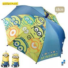 Minion Schirm, Automatik, Durchmesser 85cm aus Großhandel und Import