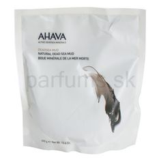 Ahava Deadsea Mud prírodné bahno s výťažkami z Mŕtveho mora | parfums.sk