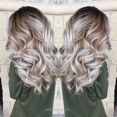 Terrific Bayalage, icy blonde. Perfect natural color. noahxnw.tumblr.co… The post Bayalage, icy blonde. Perfect natural color. noahxnw.tumblr.co…… appeared first on 99Haircuts .