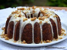 Hummingbird Bundt Cake - Um bolo Beija-Flor??