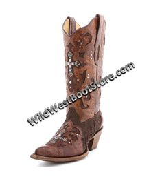 Corral Ladies Boots C1104  WildWestBootStore.com