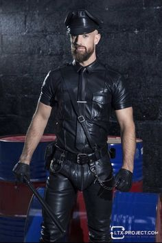 Biker Leather, Leather Men, Leather Jacket, Hot Bad Boy, Bad Boys, Sexy Men, Sexy Guys, Second Skin, Jackets