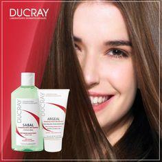 Λιπαρά μαλλιά; Κανένα πρόβλημα! Ο συνδυασμός του σαμπουάν Argeal και του σαμπουάν αγωγής Sabal της Ducray θα φροντίσει τα μαλλιά σου να είναι καθαρά και λαμπερά! ✌️ Δες τα προϊόντα εδώ --> https://goo.gl/i2wiKm
