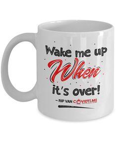 Wake me up when it's over Rip van CovidTi.me