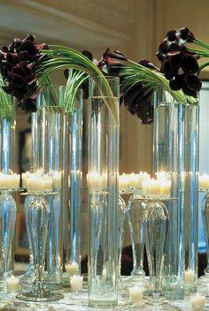 Lindsey Meyl Designs: A Jeff Leatham Valentines – World of Flowers Hotel Flower Arrangements, Beautiful Flower Arrangements, Beautiful Flowers, Fresh Flowers, Calla Lily Centerpieces, Wedding Centerpieces, Wedding Decorations, Centrepieces, Centerpiece Ideas