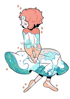 Pearl by meyoco