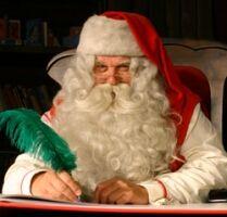 Santa Claus- Christmas Traditions suzilove.wordpress.com