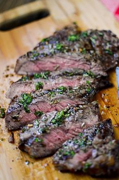 WORLD'S BEST STEAK MARINADE!