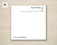 30th Birthday Cards, Happy Birthday, Frog Design, Sketch Ideas, Distance, Stationery, Self, Greeting Cards, Cards Against Humanity