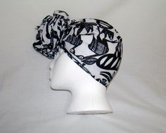 Black and White African Tribal Print Ankara Headwrap Protective Headpiece #africanprint #tribal #headwrap #headpiece #naturalhair #protectivestyle #wrap #blackandwhite #blknwht #printsinfashion #fashion #summer #cute #fashionista