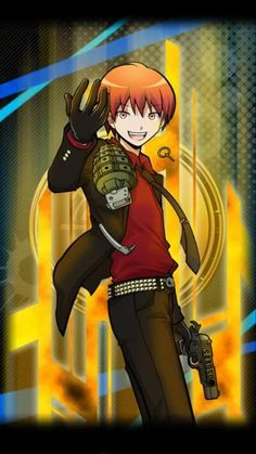 Karma Akabane | Assassination Classroom