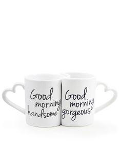 His & Hers Mugs <3