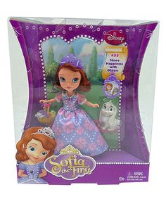Sofia the First & Rabbit Doll Set $8.99