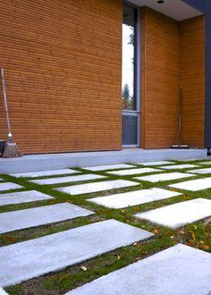 Modern & Minimalistic by Suvi Tuokko / Garden Design Studio Green Idea greenidea.fi / gardendesignstudio.eu