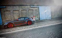 GT3RS. (by Denniske)