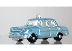 Vánoční ozdoba auto Škoda modrá 978 Toys, Gaming, Games, Toy, Beanie Boos
