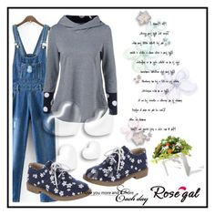 """""""Rosegal 29"""" by aazraa ❤ liked on Polyvore featuring Grandin Road"""