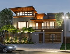 Ludhiana beautiful home designs, beautiful homes, mansions, house styles, h Independent House, Beautiful Home Designs, Beautiful Homes, Style At Home, Windows 95, Design Exterior, Corner House, House Elevation, Home Design Plans