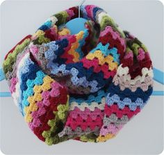 I have a very long list of things to crochet for someone who doesn't know how to crochet.