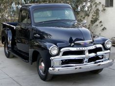 1954 Chevy 3100 Stepside Pickup Truck