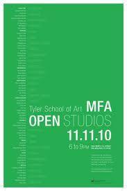MFA open studios 2010