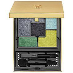 Yves Saint Laurent Couture Palette in Couleurs 10 #sephora