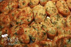 peynirli yumurtali ekmek