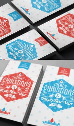 Typography Merry Christmas Card 2013 wish you a Happy new year! – Lemon Graphic   Singapore business card, graphic design, designer, information design