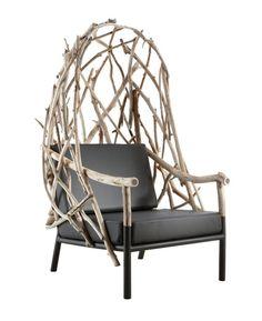 Outli Wingback Chair Michael Dawkins Home #WingbackChair