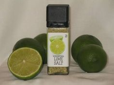 Suncoast Limes LimeSalt.  You can use it on just about anything.  Add to mashed potatoes for a great flavour boost