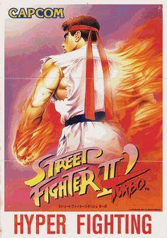 Street Fighter II: Hyper Fighting