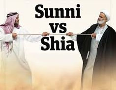 What is the main element of the division between Sunni and Shi'i .......?