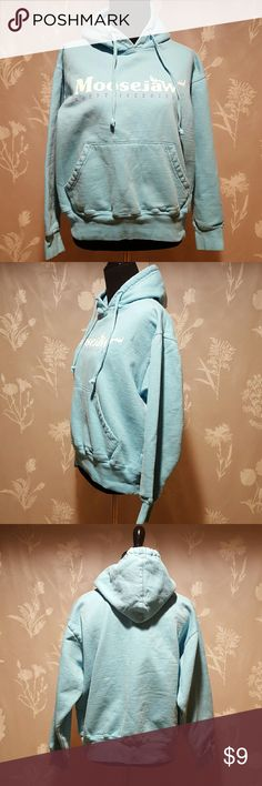 "Moosejaw hoodie (girls size S) Good condition. Front pockets. 44"" bust, 19"" long Moosejaw Shirts & Tops Sweatshirts & Hoodies"