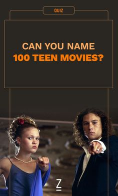 Can You Name 100 Teen Movies?