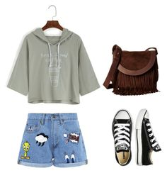 """""""👍"""" by indahhalit on Polyvore featuring Paul & Joe Sister, Converse, Frye, men's fashion and menswear"""