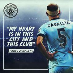 Zabaleta Manchester City, Zen, First Love, Soccer, Football, Sports, England, Club, Sport