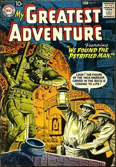 DC Comics - Greatest Adventure | Flickr - Photo Sharing!