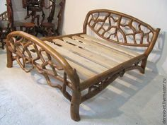 Мебель ручной работы. Ярмарка Мастеров - ручная работа. Купить кровати ручной работы. Handmade. Эксклюзив, натуральное дерево